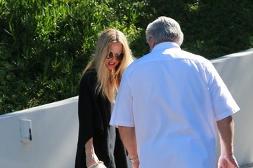 Rachel Zoe Kaius Berman Celebs Attend a Party in Malibu