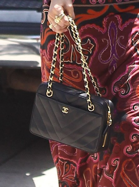 Rachel Zoe Goes Out for Lunch