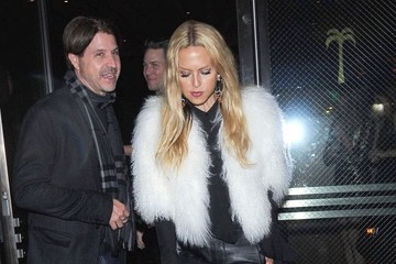 Rachel Zoe Rodger Berman Celebrities Attend People's Choice Awards Afterparty