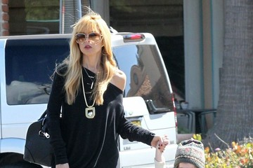 Rachel Zoe Skyler Berman Rachel Zoe & Rodger Berman Enjoy A Day In Malibu With Their Son Skyler