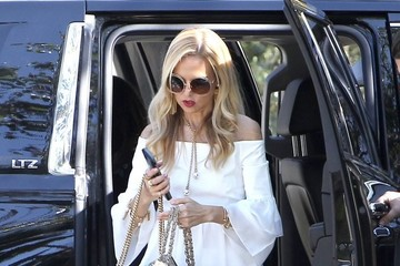 Rachel Zoe Rachel Zoe Steps Out in LA