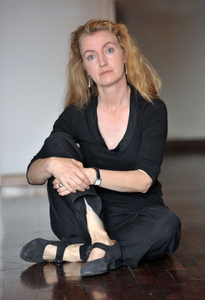 Rebecca Solnit Promoting Her New Book In Rome - Zimbio