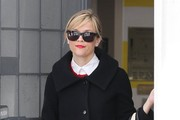 Reese Witherspoon Leaves Her Office