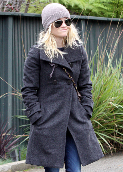 Reese Witherspoon Leaving A Friends House In Santa Monica 3 []