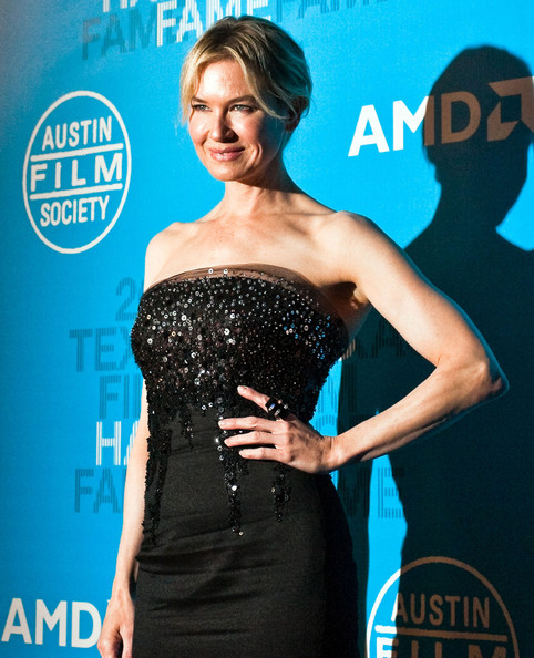 Renee Zellweger Celebrities at the 2011 Texas Film Hall Of Fame Awards Ceremony at the Austin Studios in Austin, TX.