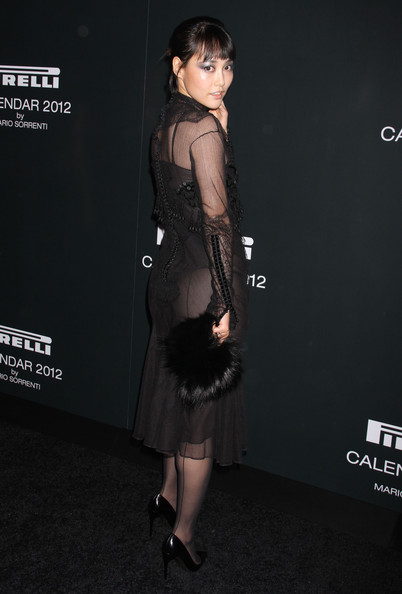 Rinko Kikuchi Photos Photos The Pirelli Gala Dinner In
