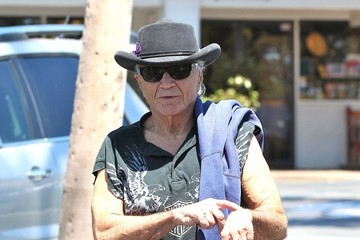 Robert Blake Robert Blake Heads out and About in Beverly Hills