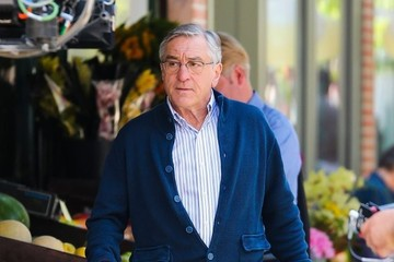 Robert De Niro Robert De Niro Films 'The Intern'