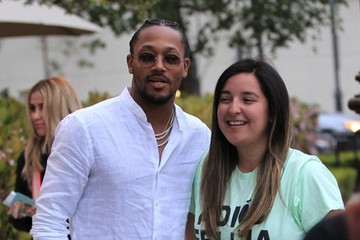 Romeo Miller Romeo Miller Grabs Some Photos With Fans In Los Angeles