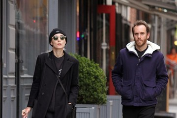Rooney Mara Rooney Mara and Boyfriend Charlie McDowell Are Spotted Shopping in Manhattan
