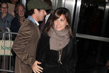 """Gina Gershon """"The Rum Diary"""" New York Premiere - Arrivals"""