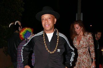Russell Simmons Celebrities Attend the Casamigos Halloween Party
