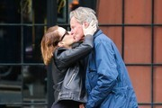 Sam Shepard Packs on the PDA