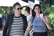 Sarah Silverman & Michael Sheen Spend The Day Shopping