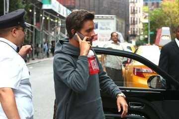 Scott Disick Scott Disick Spotted in NYC