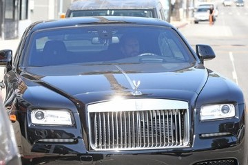 Scott Disick Scott Disick Runs Errands in West Hollywood