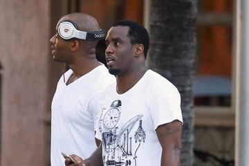 sean combs friends