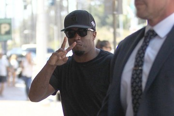 Sean Combs Sean 'P. Diddy' Combs Stops by the Doctor's Office