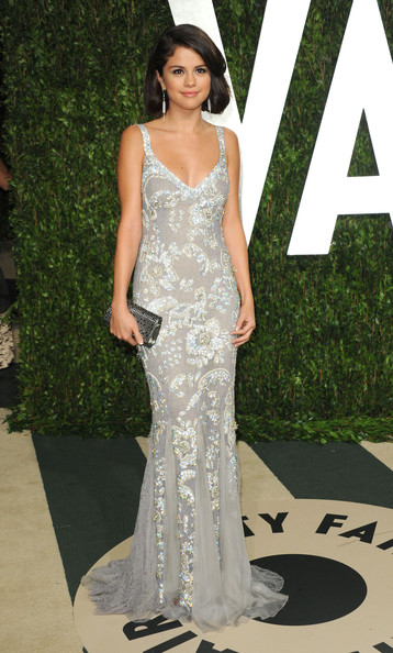Selena Gomez - The 2012 Vanity Fair Oscar Party 2