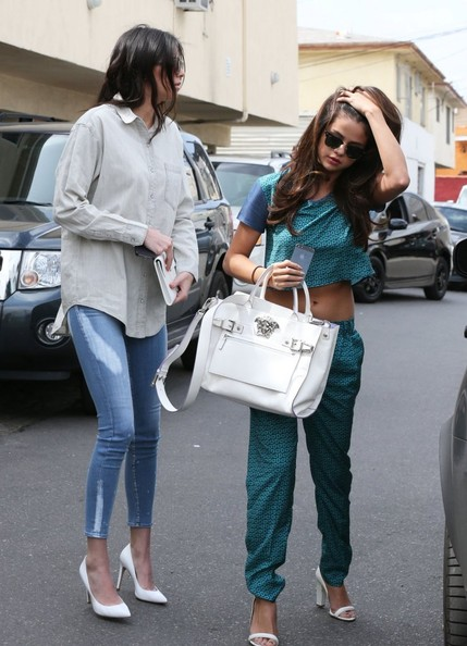 Kendall Jenner And Selena Gomez Kendall Jenner and Selena