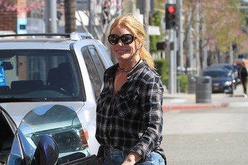Shannon Tweed Shannon Tweed Spotted In Beverly Hills