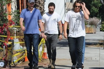 Shia LaBeouf Shia LaBeouf Steps Out in LA
