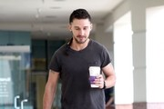 Shia LaBeouf Grabs Some Lunch To Go