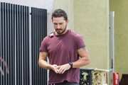 Shia LaBeouf Heads to the Gym