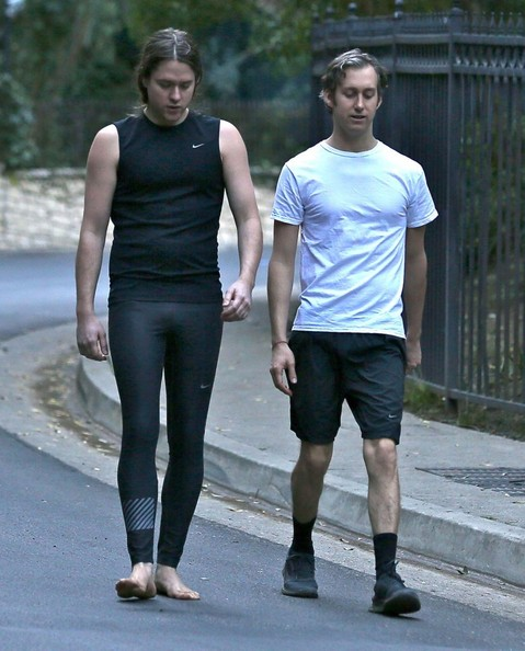 Adam Shulman In Anne Hathaway Takes A Walk With Friends 1