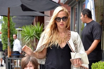Skyler Berman Rachel Zoe and Son Skyler Go Out Shopping in West Hollywood