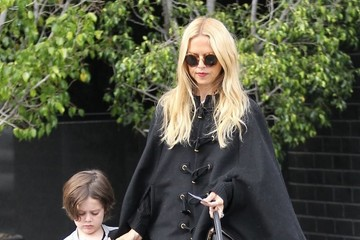 Skyler Berman Rachel Zoe and Son Skyler Go Out Shopping in Beverly Hills