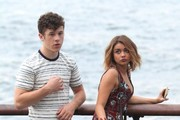 Sarah Hyland and Nolan Gould Photos Photo