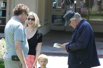 Steffanie Sampson Gary Busey and Family Spotted Out in Malibu