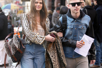 Stormi Henley Stormi Henley Out With Her Boyfriend In New York