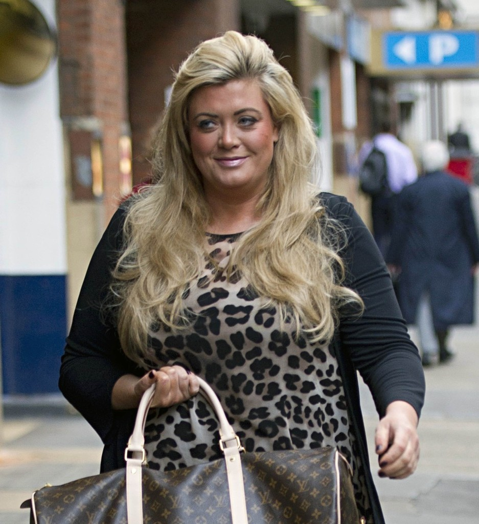 Gemma Collins Photos Photos Towie Star Gemma Collins Out