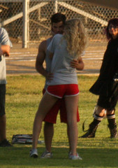 Taylor Swift Taylor Lautner Taylor Lautner Films With Taylor Swift
