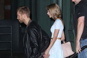Taylor Swift and Calvin Harris Out on a Date in NYC