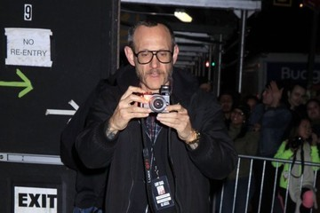 Terry Richardson Celebs Drop by the 'Late Show with David Letterman'