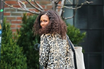 Thandie Newton Thandie Newton Out and About in NYC