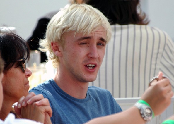 tom felton girlfriend. Tom Felton And His Girlfriend