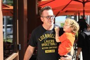 Tom Arnold and Jax Arnold Photos - 1 of 108 Photo