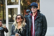 Tommy Lee and Sofia Toufa Out in NYC