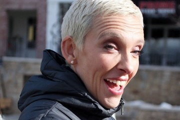 Toni Collette Celebrities At The 2015 Sundance Film Festival
