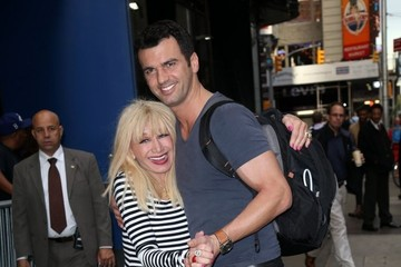 "Tony Dovolani Celebrities Visit ""Good Morning America"""