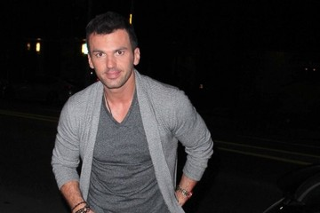 Tony Dovolani 'DWTS' Cast Enjoys a Night Out