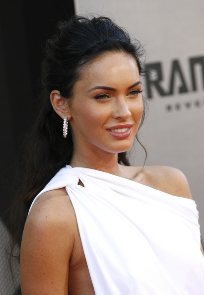 megan fox transformers 1. hair megan fox transformers 2.