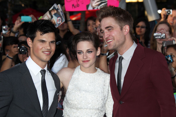 robert pattinson and kristen stewart twilight premiere. quot;The Twilight Saga: Eclipsequot;