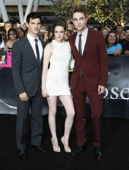 """Kristen Stewart Celebrities attend """"The Twilight Saga: Eclipse"""" premiere during the 2010 Los Angeles Film Festival at the Nokia Theatre at LA Live in Los Angeles."""
