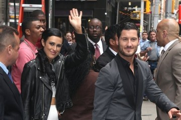Val Chmerkovskiy 'DWTS' Winner Rumer Willis Says 'Good Morning America'
