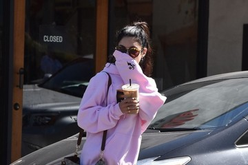 Vanessa Hudgens Vanessa Hudgens Out And About In Studio CIty